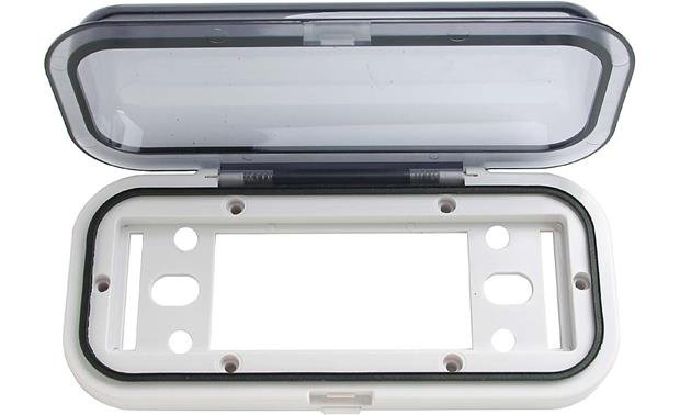 Metra 99-9005 Hinged, tinted shield