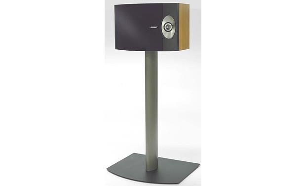BoseR FS 01 Bookshelf Speaker Floor Stands Shown With 301R Not