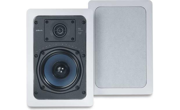 Polk Audio RC55i Front