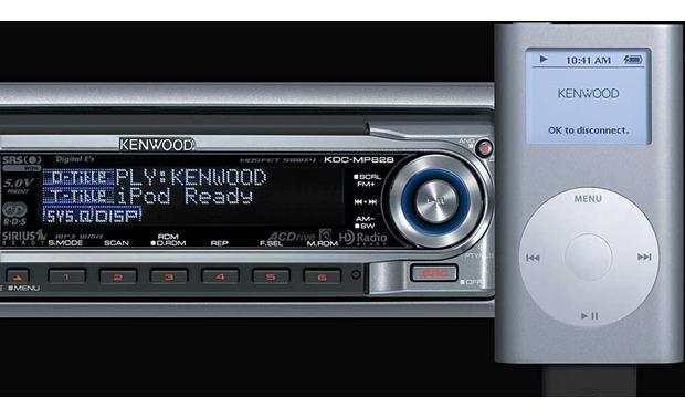 Kenwood KCA-iP500 iPod® Control Interface Other