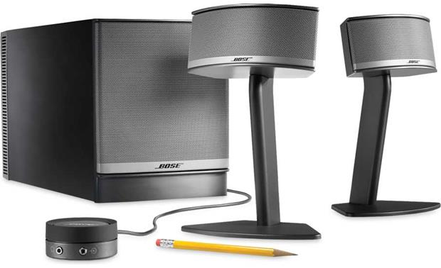 Bose® Companion® 5 multimedia speaker system Front