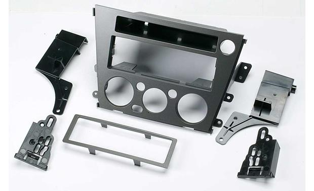 Metra 99-8901 In-dash Receiver Kit Kit with included bezel and brackets
