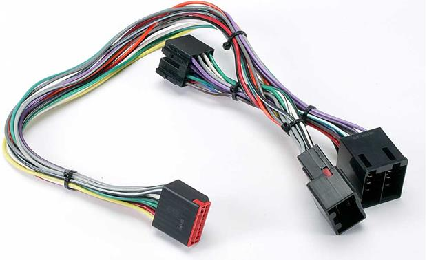 Ford Bluetooth® Wiring Harness Front