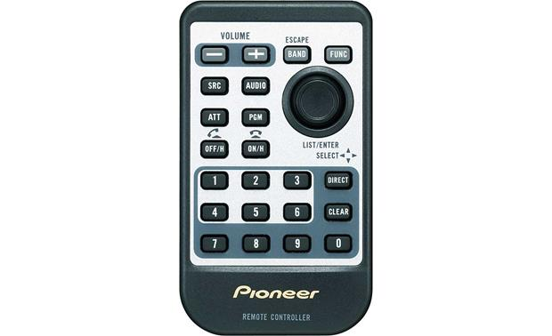 Pioneer CD-R510 Wireless Remote Control Front