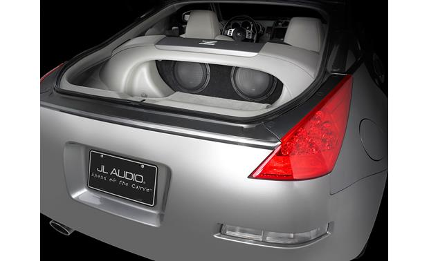 JL Audio Stealthbox® Installed
