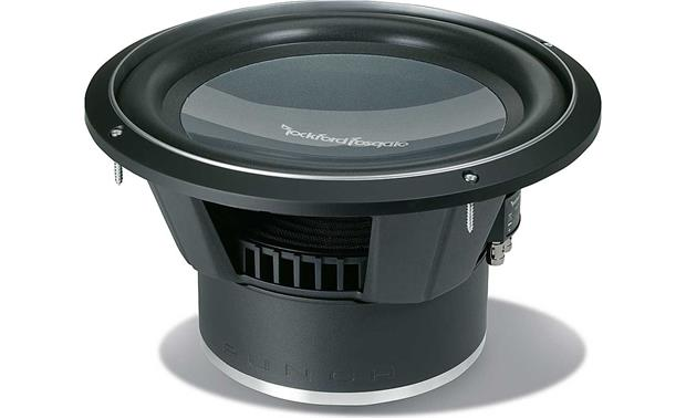 Rockford Fosgate P2D412 Front
