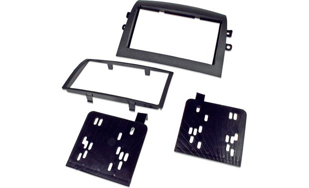 Metra 95-8208 Dash Kit Kit package including brackets and bezel