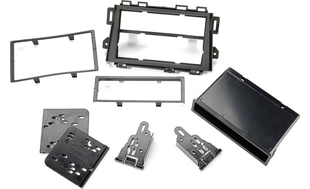 Metra 99-7426 Dash Kit Kit package with included bezels and brackets