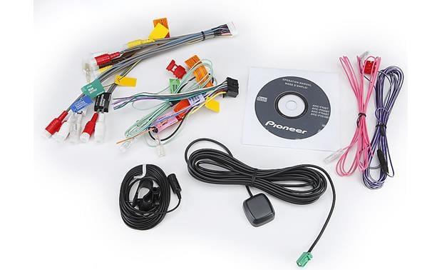 Avic F900bt Wiring Diagram