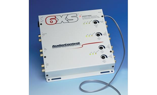 AudioControl 6XS White