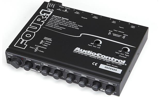 AudioControl FOUR.1 Other