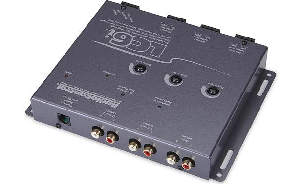 AudioControl LC6i Back