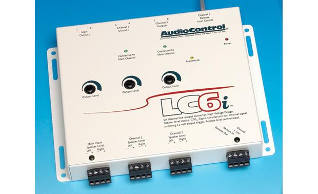 AudioControl LC6i White