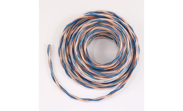 StreetWires 12-gauge Ultra Cable™ Speaker Wire Clear/trans blue ...