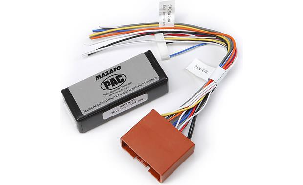 PAC Mazato Wiring Interface Front