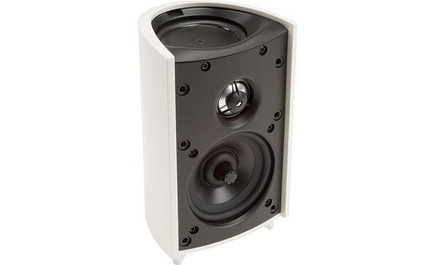 Definitive Technology ProCinema 600 Surround, grille off - White