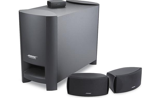 bose cinemate series ii digital home theatre speaker. Black Bedroom Furniture Sets. Home Design Ideas