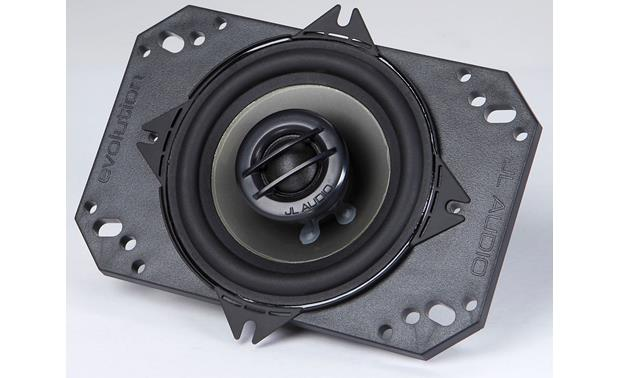 JL Audio C2-400X Mounted in 4