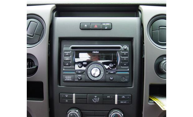 Metra 95-5819 Dash Kit Kit installed
