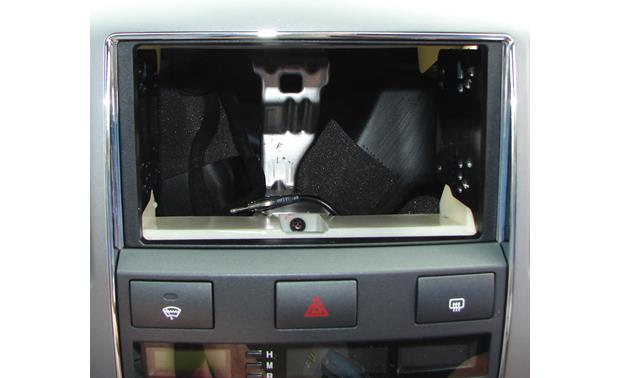 Metra 95-7328 Dash Kit Kit installed