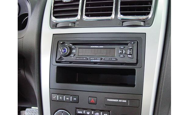 Metra 99-3305 Dash Kit Kit installed