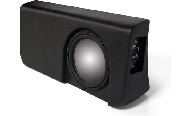 MTX ThunderForm Unloaded Enclosure Amplified version with sub shown