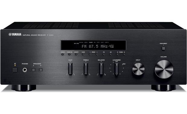 yamaha r s300 stereo receiver at crutchfield canada. Black Bedroom Furniture Sets. Home Design Ideas