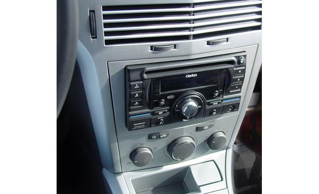 Metra 95-3107 Dash Kit Kit installed