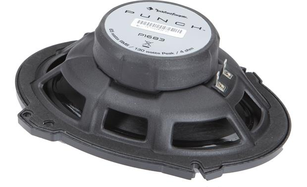 Rockford Fosgate P1683 Back