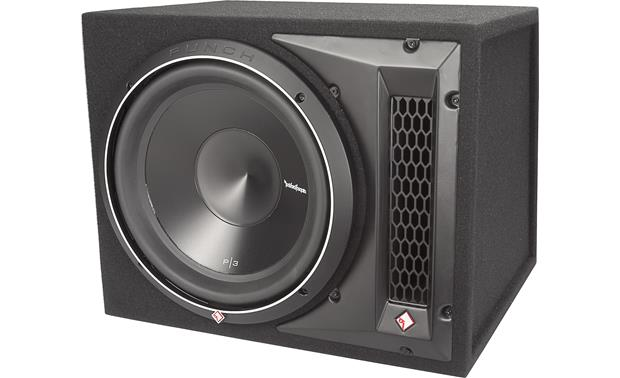 Rockford Fosgate P3-1X12 Front