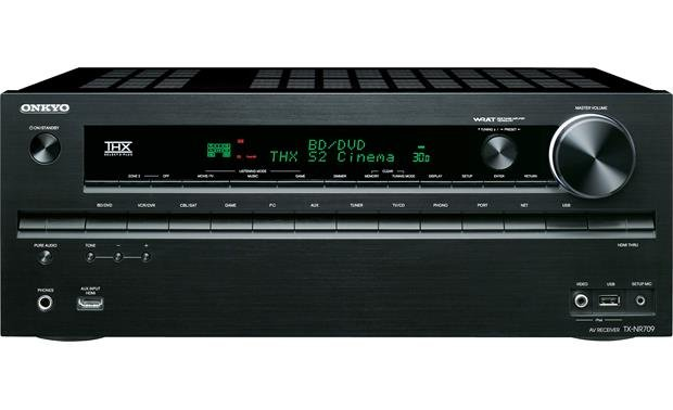 Onkyo TX-NR709 Front