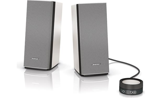 Bose® Companion® 20 multimedia speaker system Front