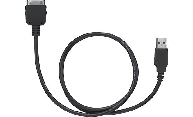 Kenwood KCA-iP102 iPod® cable Front