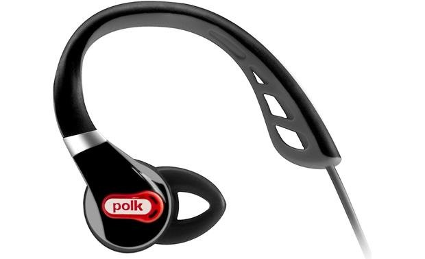 Polk Audio UltraFit 1000 Black and Red
