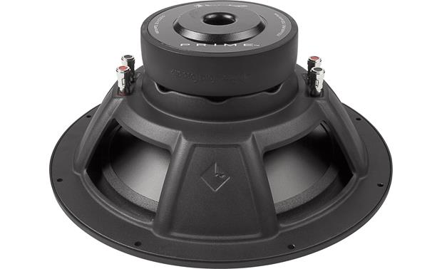Rockford Fosgate R2D4-10 Back