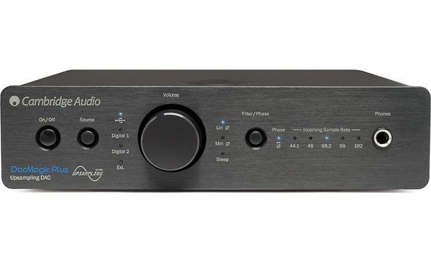 Cambridge Audio DacMagic Plus Front