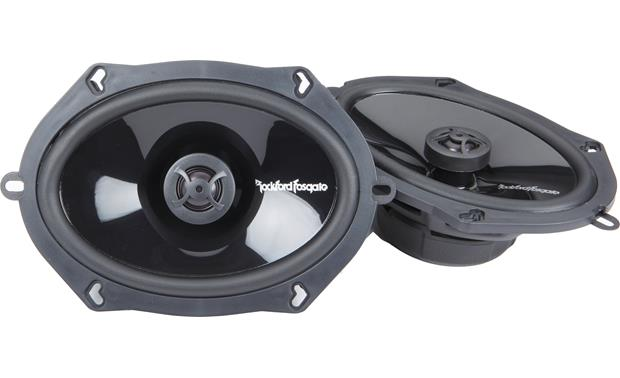 Rockford Fosgate P1572 Front