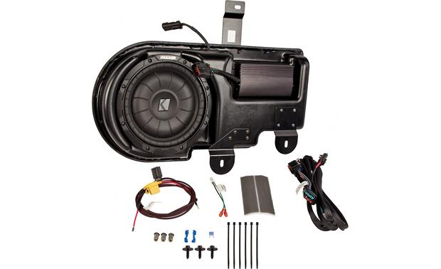 Kicker VSS™ SubStage™ SF150C09 The whole package