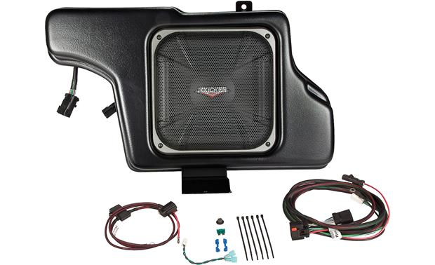 Kicker VSS™ SubStage™ SMUS05 Front