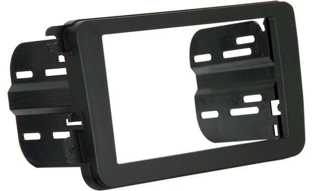 Scosche VW2317AB Dash Kit Kit shown without included single-DIN pocket