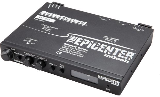 AudioControl's The Epicenter InDash Right