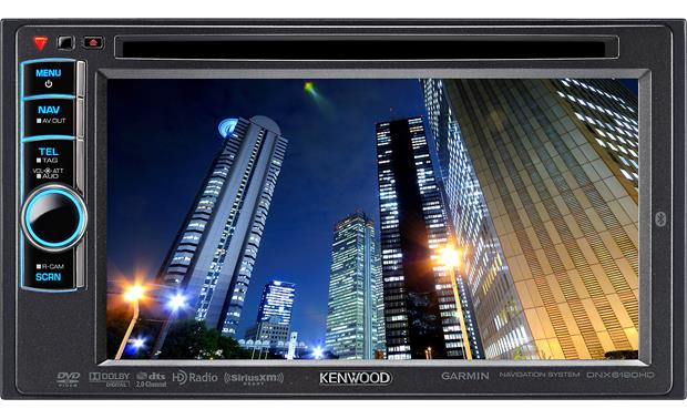 Kenwood DNX6190HD Other