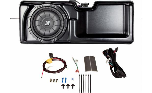 Kicker VSS™ Powerstage™ System SubStage assembly