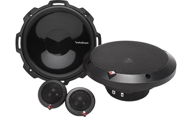 Rockford Fosgate P1675-S Front