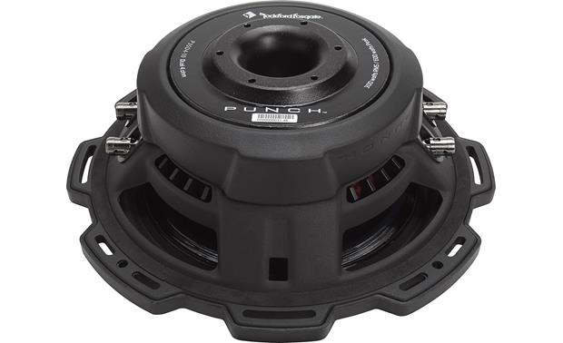 Rockford Fosgate P3SD2-10 Back