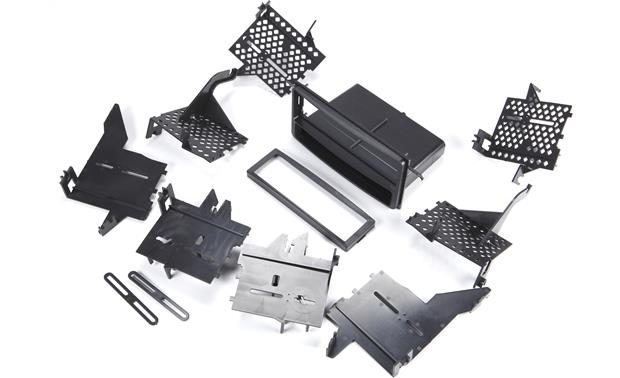 American International TOY-K969 Dash Kit Kit package with included brackets