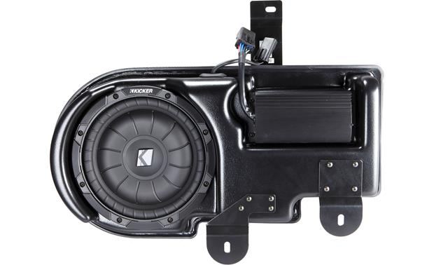 Kicker VSS™ SubStage™ SF150C09 Soundgate SubStage by Kicker for 09-Up Ford F150 Super Crew Cab