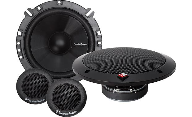 Rockford Fosgate R165-S Front
