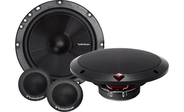 Rockford Fosgate R1675-S Front