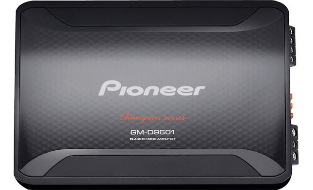 Pioneer GM-D9601 Other